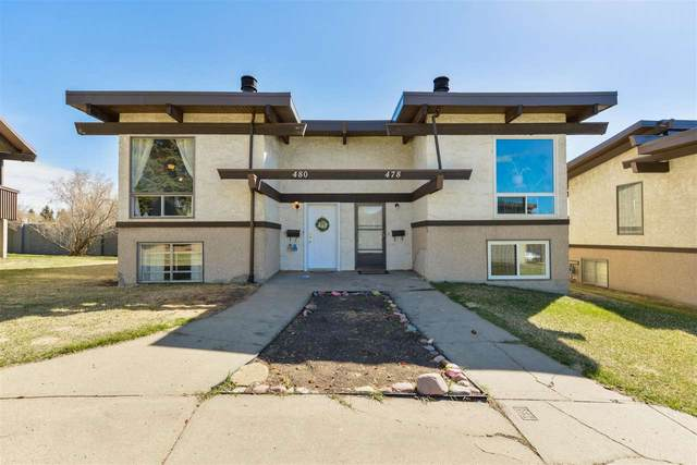 480 Lee Ridge Road, Edmonton, AB T6K 2K3 (#E4242025) :: Initia Real Estate