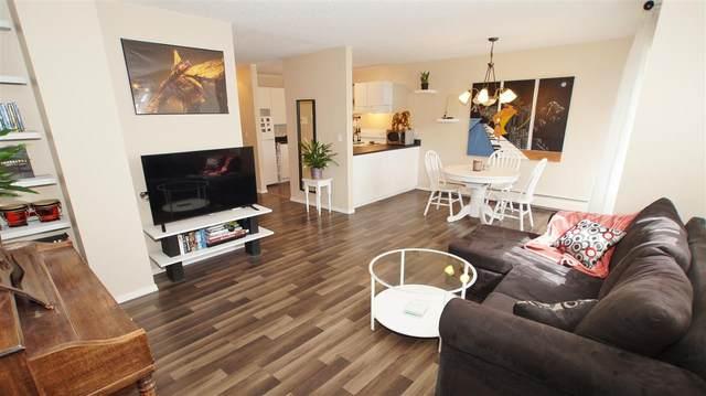 201 7915 112 Avenue, Edmonton, AB T5B 0E7 (#E4242031) :: Initia Real Estate