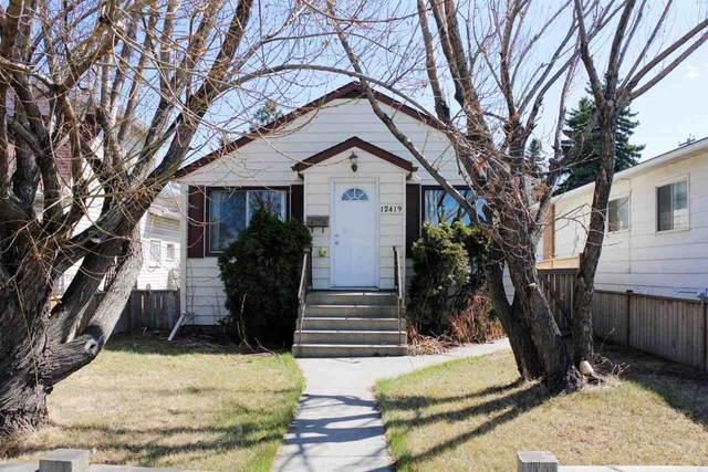12419 127 Street, Edmonton, AB T5L 1A1 (#E4242045) :: Initia Real Estate