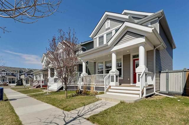 7704 24 Avenue, Edmonton, AB T6X 1S6 (#E4242056) :: The Foundry Real Estate Company