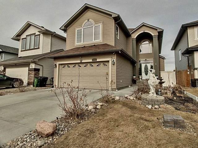 4004 164 Avenue, Edmonton, AB T5Y 0M6 (#E4242064) :: Initia Real Estate