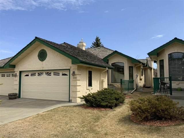1036 Carter Crest Road, Edmonton, AB T6R 2K2 (#E4242066) :: Initia Real Estate