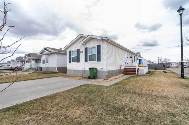 3001 Aspen Wynd, Leduc, AB T9E 8R5 (#E4242083) :: Initia Real Estate