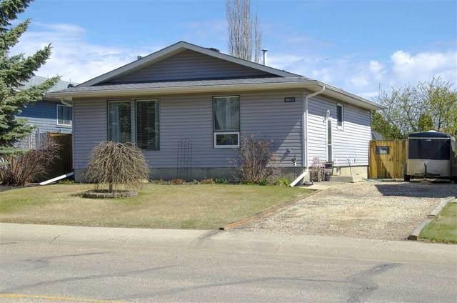 5611 50 Street, Stony Plain, AB T7Z 1A7 (#E4242085) :: Initia Real Estate