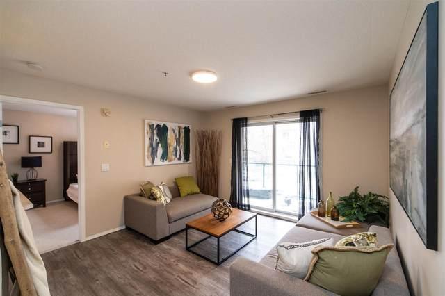 203 4806 48 Avenue, Leduc, AB T9E 8S2 (#E4242095) :: Initia Real Estate