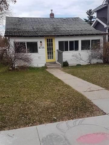 8714 78 Avenue NW, Edmonton, AB T6C 0N6 (#E4242110) :: Initia Real Estate
