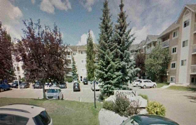 108 12618 152 Avenue, Edmonton, AB T5X 6B2 (#E4242111) :: Initia Real Estate
