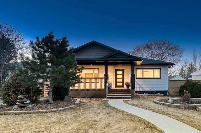 9244 81 Street, Edmonton, AB T6C 2W3 (#E4242120) :: Initia Real Estate