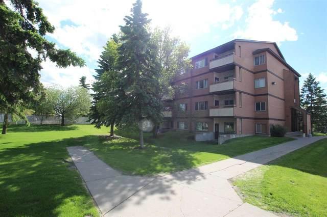 303 14816 26 Street, Edmonton, AB T5Y 2G4 (#E4242127) :: Initia Real Estate