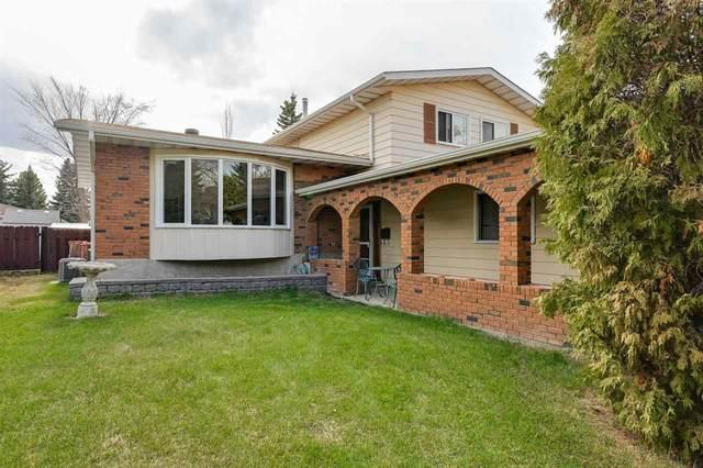 3436 112 Street, Edmonton, AB T6J 3L4 (#E4242128) :: Initia Real Estate