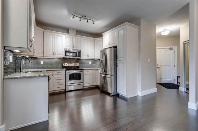 145 6079 Maynard Way, Edmonton, AB T6R 0S4 (#E4242132) :: Initia Real Estate