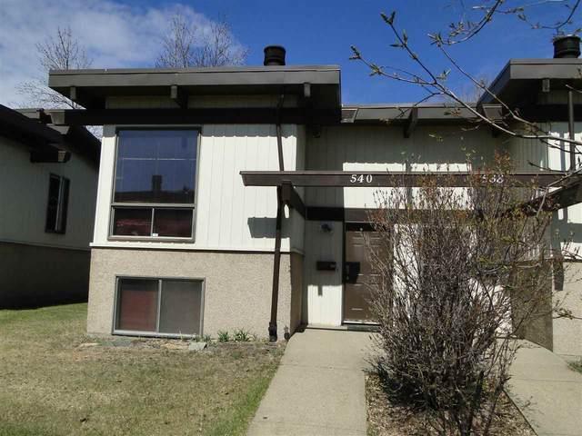 540 Lee Ridge Road, Edmonton, AB T6K 2K3 (#E4242137) :: Initia Real Estate