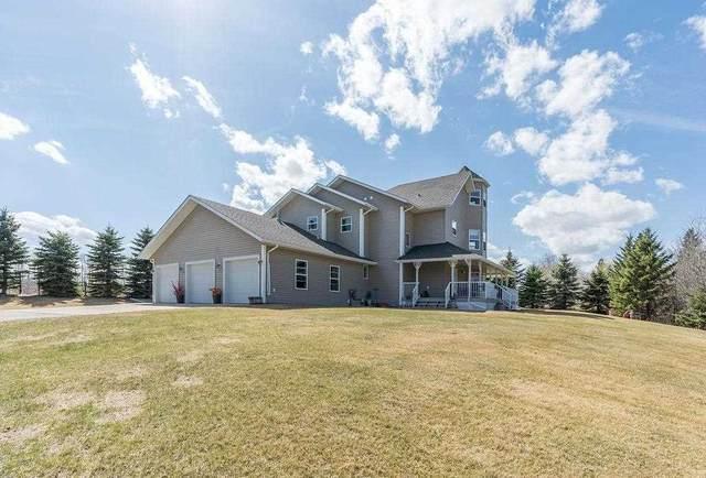 #1 474032 Rge Rd 242, Rural Wetaskiwin County, AB T0C 1Z0 (#E4242140) :: Initia Real Estate