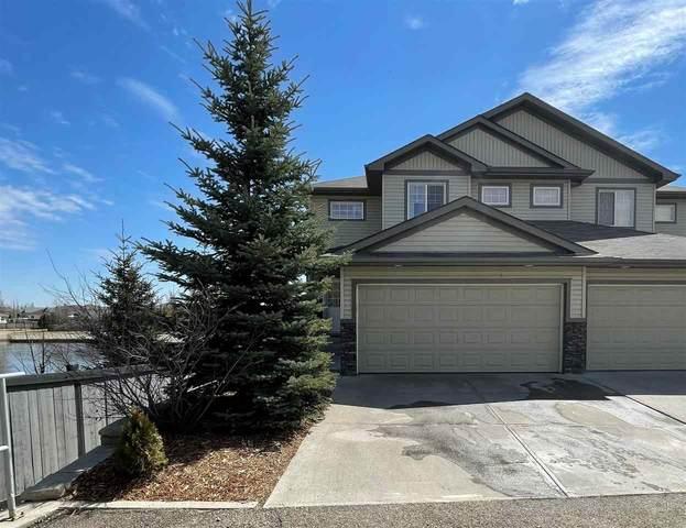 17 16003 132 Street, Edmonton, AB T6V 0B5 (#E4242141) :: Initia Real Estate