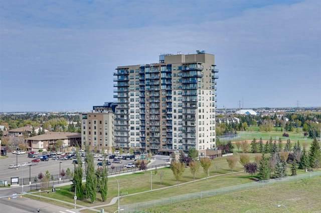 210 2755 109 Street, Edmonton, AB T6J 5S4 (#E4242144) :: Initia Real Estate