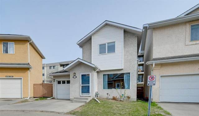 14653 52 Street, Edmonton, AB T5A 4Z7 (#E4242147) :: The Good Real Estate Company