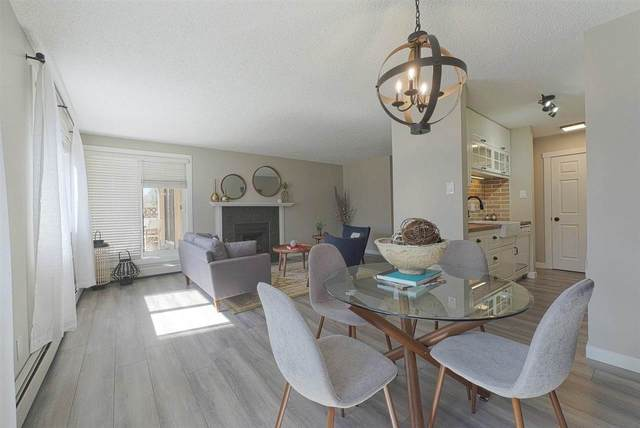 107 14803 51 Avenue, Edmonton, AB T6H 5G4 (#E4242148) :: Initia Real Estate