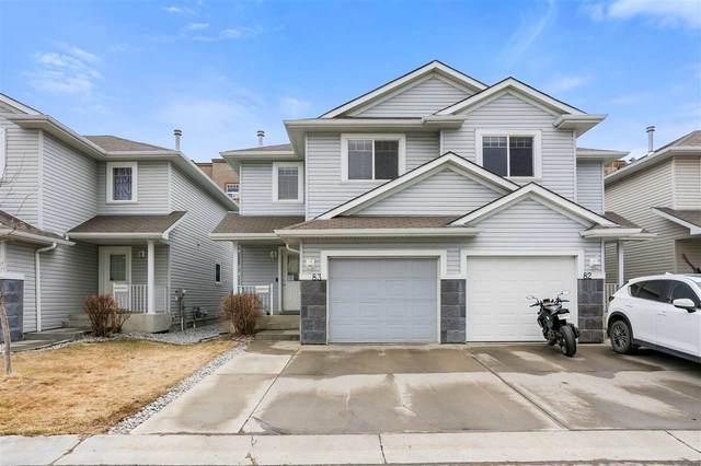 83 2021 Grantham Court, Edmonton, AB T5T 6V7 (#E4242153) :: Initia Real Estate