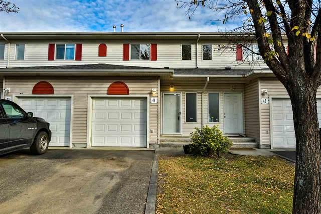 44 451 Hyndman Crescent, Edmonton, AB T5A 5J3 (#E4242176) :: Initia Real Estate