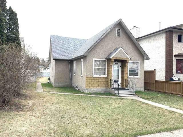 12428 85 Street, Edmonton, AB T5B 3H2 (#E4242178) :: Initia Real Estate
