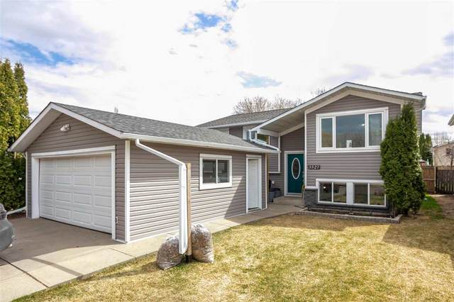 3527 20 Avenue, Edmonton, AB T6L 3E2 (#E4242180) :: Initia Real Estate