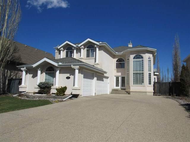 231 Tory Crescent, Edmonton, AB T6R 3A6 (#E4242192) :: Initia Real Estate