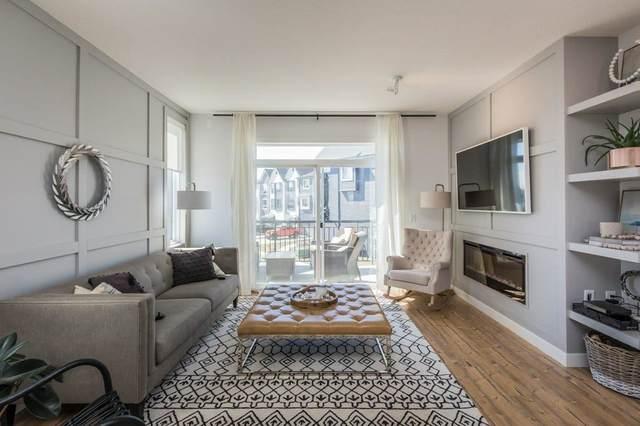 6 100 Jensen Lakes Boulevard, St. Albert, AB T8N 7T9 (#E4242193) :: Initia Real Estate