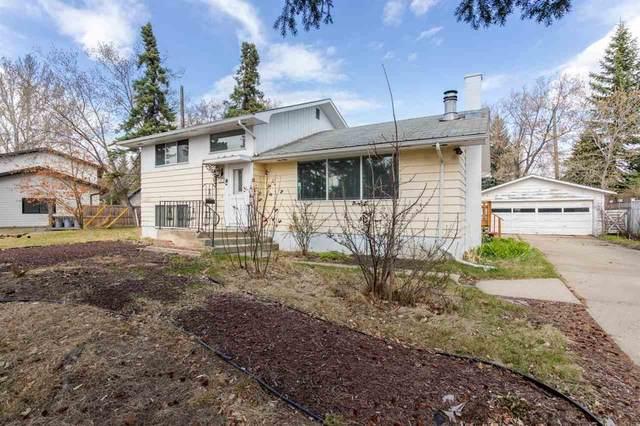 7911 148 Street, Edmonton, AB T5R 0Z1 (#E4242197) :: Initia Real Estate
