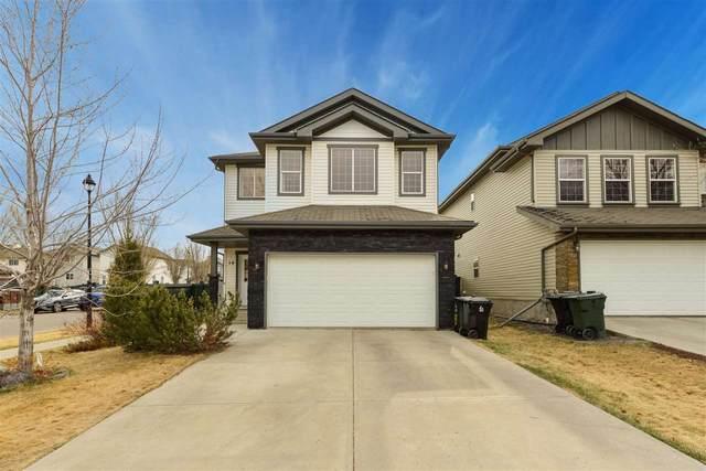 14 Spruce Village Drive, Spruce Grove, AB T7X 0B5 (#E4242204) :: Initia Real Estate