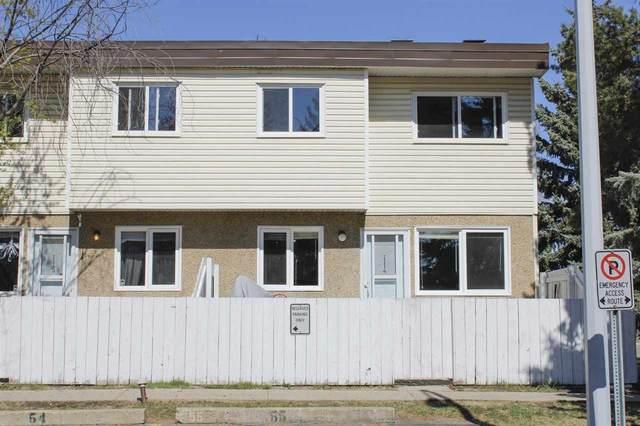 114 16428 109 Street NW, Edmonton, AB T5X 2T4 (#E4242207) :: The Foundry Real Estate Company