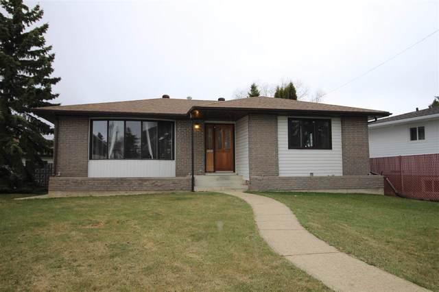 9504 99A AVENUE, Westlock, AB T7P 2B2 (#E4242212) :: Initia Real Estate