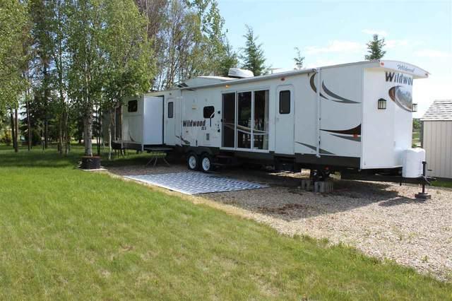 159 53126 RGE RD 70, Rural Parkland County, AB T0E 0S0 (#E4242241) :: Initia Real Estate