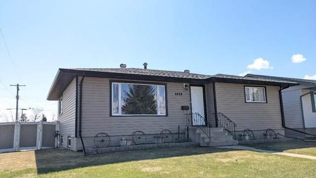 4629 52A Street, Vegreville, AB T9C 1N2 (#E4242245) :: Initia Real Estate