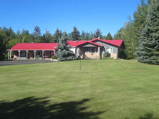 4251 22 Street, Rural Wetaskiwin County, AB T0C 2C0 (#E4242251) :: Initia Real Estate