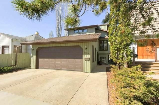 8852 93 Street NW, Edmonton, AB T6C 3T1 (#E4242253) :: The Good Real Estate Company