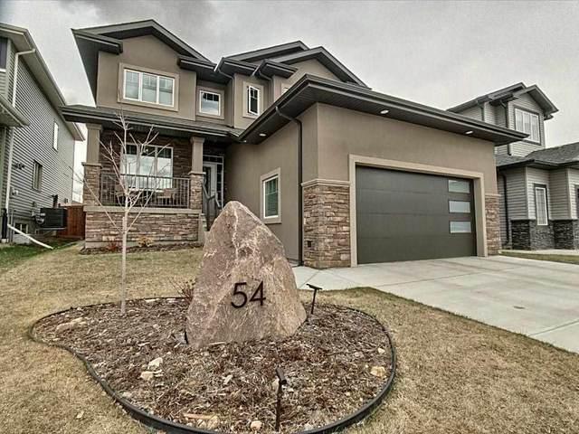 54 Woods Place, Leduc, AB T9E 0N7 (#E4242290) :: Initia Real Estate