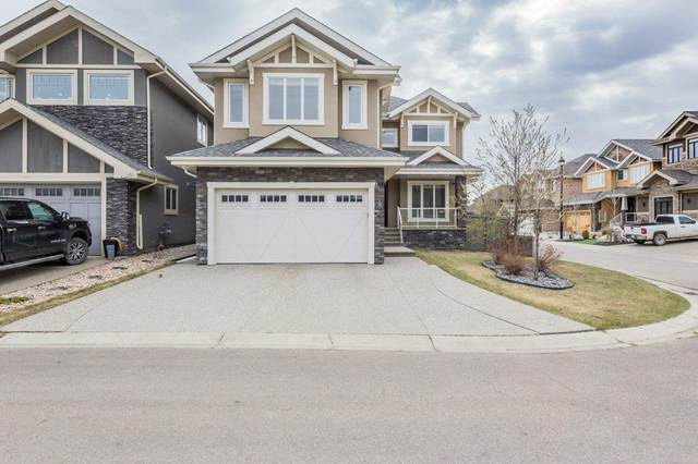 36 10550 Ellerslie Road, Edmonton, AB T6W 0R4 (#E4242293) :: The Foundry Real Estate Company