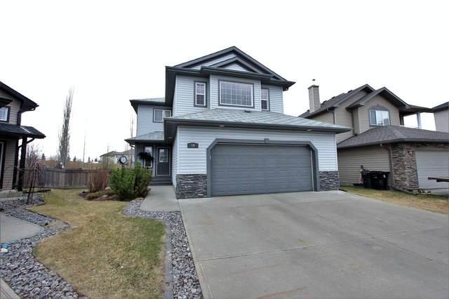 19 Huxley Cove, Spruce Grove, AB T7X 4S5 (#E4242302) :: Initia Real Estate