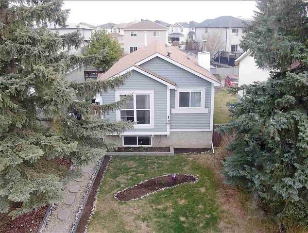 200 Greenwood Drive, Spruce Grove, AB T7X 1Y8 (#E4242303) :: Initia Real Estate