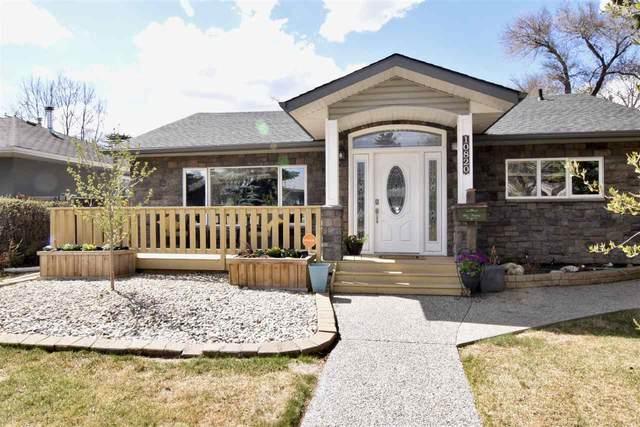 10820 52 Street, Edmonton, AB T6A 2H3 (#E4242317) :: Initia Real Estate