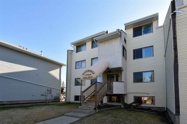 101 3511 60 Street, Edmonton, AB T6L 2H2 (#E4242322) :: Initia Real Estate