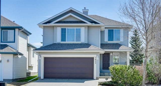 1459 Breckenridge Drive, Edmonton, AB T5T 6R8 (#E4242326) :: Initia Real Estate