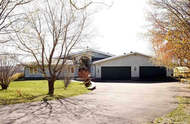 127 1103 TWP RD 540, Rural Parkland County, AB T7Y 0A6 (#E4242329) :: Initia Real Estate