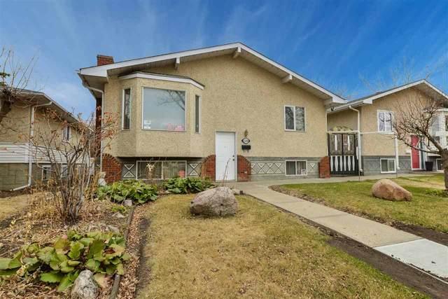 12244 80 Street NW, Edmonton, AB T5B 2P3 (#E4242334) :: Initia Real Estate