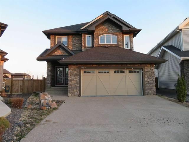1387 158 Street, Edmonton, AB T6W 2S3 (#E4242335) :: Initia Real Estate