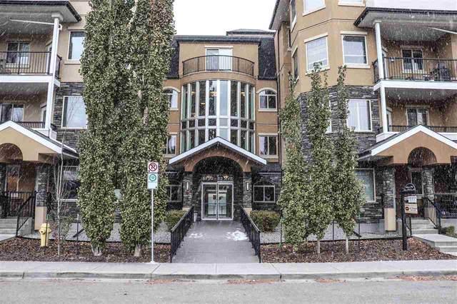 101 8730 82 Avenue, Edmonton, AB T6C 0Z1 (#E4242350) :: Initia Real Estate
