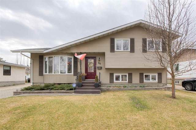 69 Amherst Crescent, St. Albert, AB T8N 2P7 (#E4242365) :: Initia Real Estate