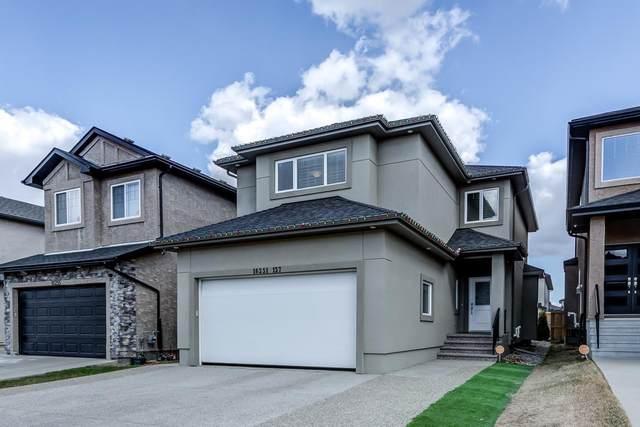 16251 137 Street, Edmonton, AB T6V 0J7 (#E4242373) :: Initia Real Estate