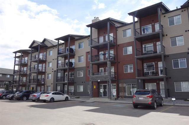 101 9517 160 Avenue, Edmonton, AB T5Z 0N1 (#E4242374) :: Initia Real Estate