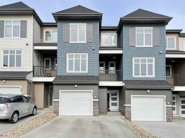11 600 Bellerose Drive, St. Albert, AB T8N 7T5 (#E4242378) :: Initia Real Estate